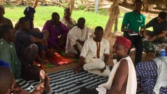 Anche nei villaggi del Ferlo è tempo di consultazioni
