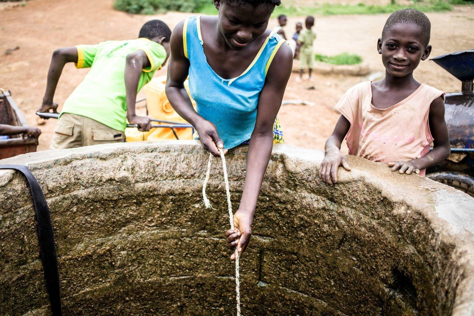 La terra, le persone, il futuro: la microfinanza per le risicoltrici in Burkina Faso