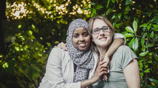 Casa Mimosa: una nuova casa per le nostre rifugiate