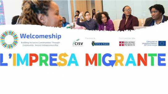 Impresa migrante #Welcomeship: building inclusive communities