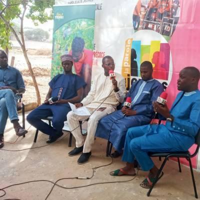 Torno in Senegal e faccio l'attivista