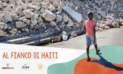 Al fianco di Haiti: post emergenza e ricostruzione