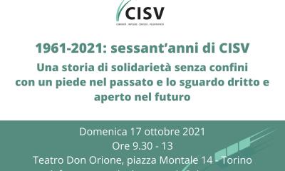 1961-2021: sessant'anni di CISV